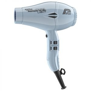 Parlux Advance Light Ceramic Ionic Hair Dryer Ice