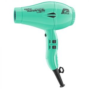 Parlux Advance Light Ceramic Ionic Hair Dryer Mint