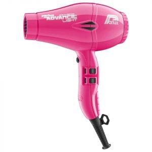 Parlux Advance Light Ceramic Ionic Hair Dryer Pink
