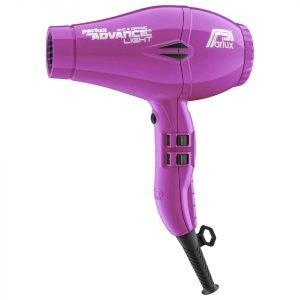 Parlux Advance Light Ceramic Ionic Hair Dryer Purple
