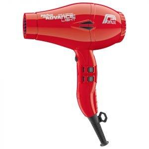 Parlux Advance Light Ceramic Ionic Hair Dryer Red