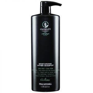 Paul Mitchell Awapuhi Wild Ginger Moisturizing Lather Shampoo 1000 Ml
