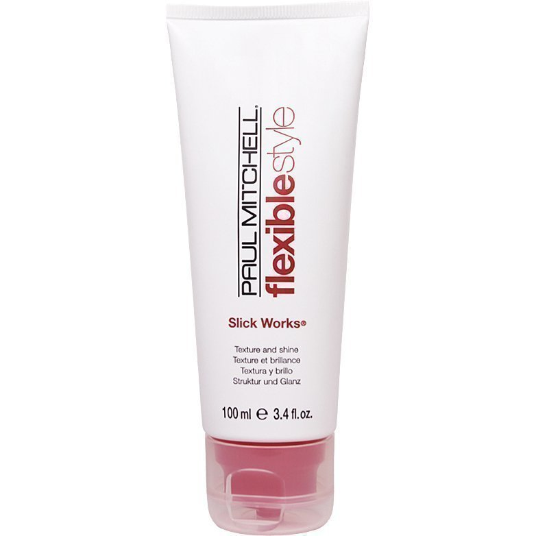 Paul Mitchell Flexible Style Slick Works 100ml