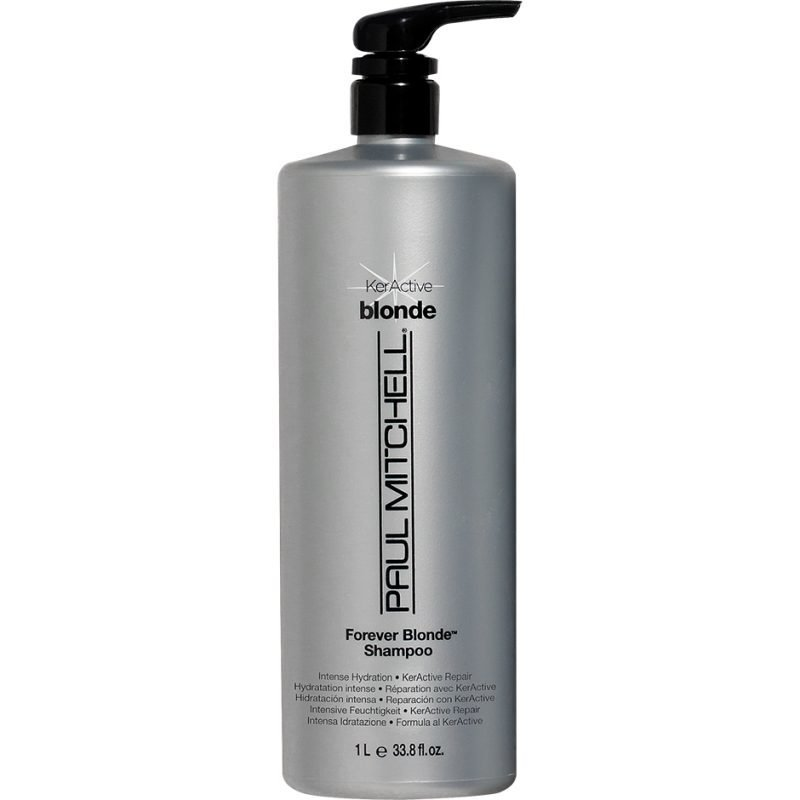 Paul Mitchell Forever Blonde Shampoo 1000ml