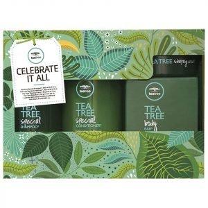 Paul Mitchell Tea Tree Celebrate It All Gift Set