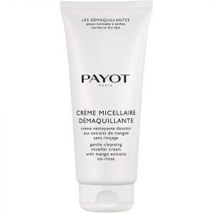 Payot Crème Micellaire Démaquillante Gentle Cleanser 200 Ml