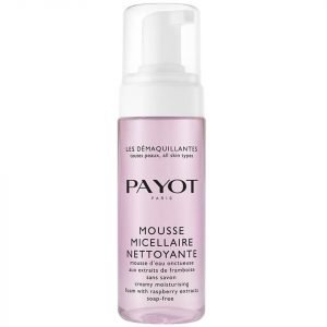 Payot Mousse Micellaire Nettoyante Creamy Moisturising Foam 150 Ml