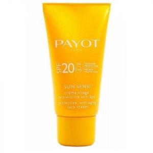 Payot Sun Sensi Crème Visage Protective Anti-Ageing Face Cream Spf 20 50 Ml