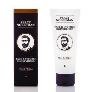 Percy Nobleman Face & Stubble Moisturize