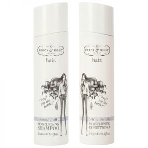 Percy & Reed Splendidly Silky Moisturising Shampoo And Conditioner Duo 2 X 250 Ml