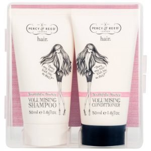 Percy & Reed To Go! Bountifully Bouncy Volume Shampoo And Conditioner Duo 2 X 50 Ml