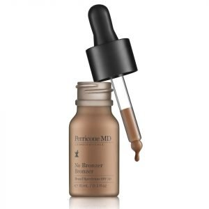 Perricone Md No Bronzer Bronzer Brown 10 Ml