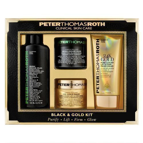 Peter Thomas Roth Black & Gold Kit