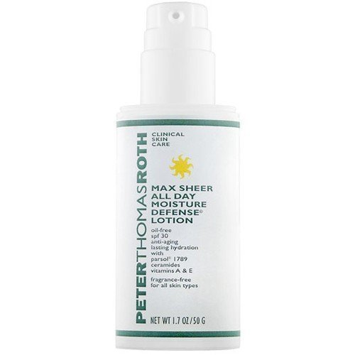 Peter Thomas Roth Max All Day Moisture Defense Lotion SPF 30
