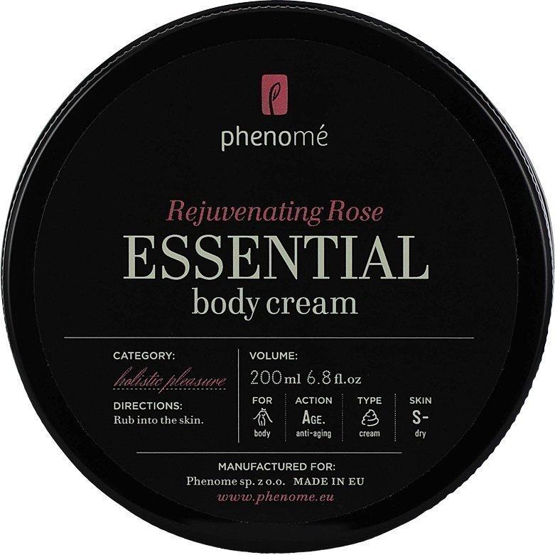 Phenomé Rejuvenating Rose Essential Body Cream 200ml