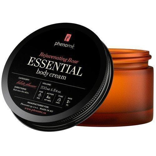 Phenomé Rejuvenating Rose Essential Body Cream