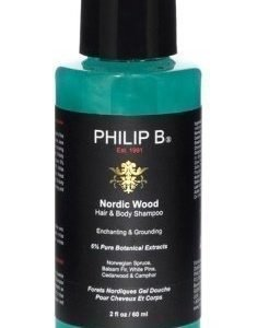 Philip B Nordic Wood Hair & Body Shampoo 60 ml