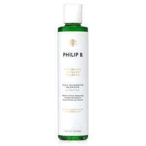 Philip B Peppermint And Avocado Volumizing And Clarifying Shampoo 220 Ml