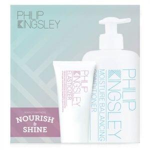 Philip Kingsley Perfect Partners Nourish And Shine Set