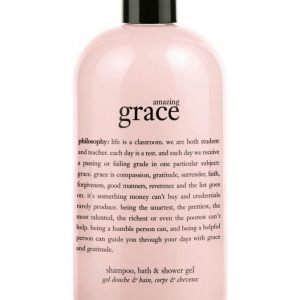 Philosophy Amazing Grace 3 In 1 Shower Gel Suihkutuote 480 ml
