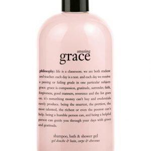 Philosophy Amazing Grace 3 In 1 Shower Gel Suihkutuote 480 ml