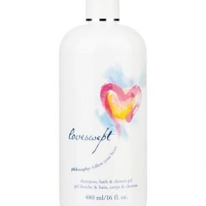 Philosophy Loveswept Suihkugeeli 480 ml