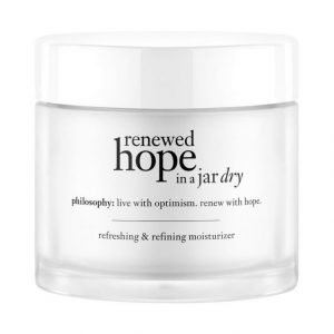 Philosophy Renewed Hope In A Jar Dry Kosteusvoide 60 ml