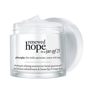 Philosophy Renewed Hope In A Jar Spf 25 Kosteusvoide 60 ml