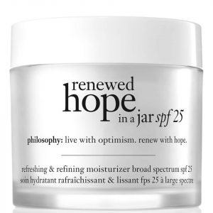 Philosophy Renewed Hope In A Jar Spf25 Moisturiser 60 Ml