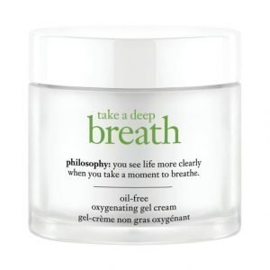 Philosophy Take A Deep Breath Oil Free Oxygenating Day Cream Geelivoide 60 M