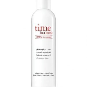 Philosophy Time In A Bottle 100 % In Control Hoitovesi 240 ml