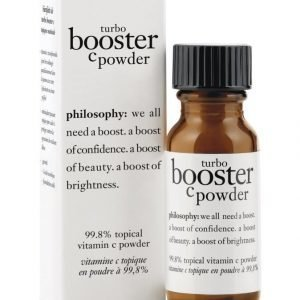 Philosophy Turbo Booster C Powder C Vitamiinijauhe