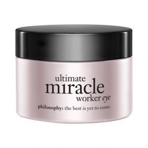 Philosophy Ultimate Miracle Worker Eye Cream Spf 15 Silmänympärysvoide 15 ml