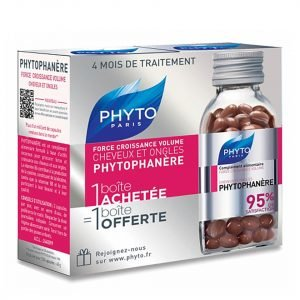 Phyto Phytophanere Capsules Duo 240 Capsules