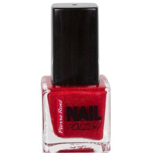 Pierre René Nail Polish Ruby Red