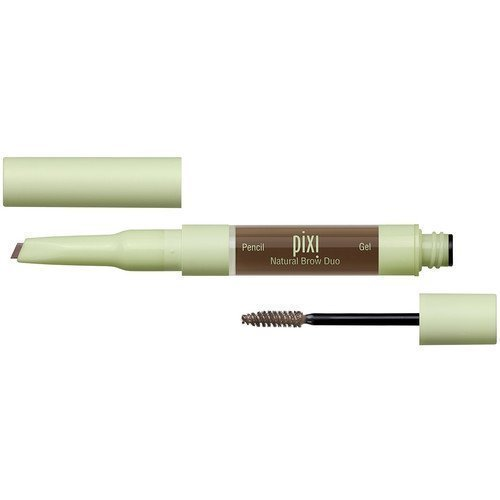 Pixi Natural Brow Duo Medium Brown
