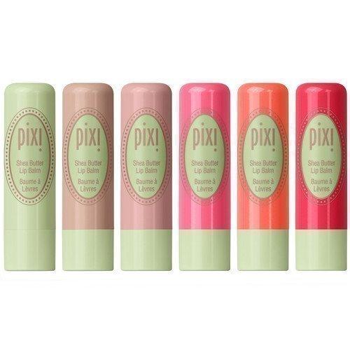 Pixi Shea Butter Lip Balm Natural Rose