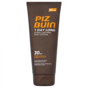 Piz Buin 1 Day Long Lasting Sun Lotion High Spf30 200 Ml