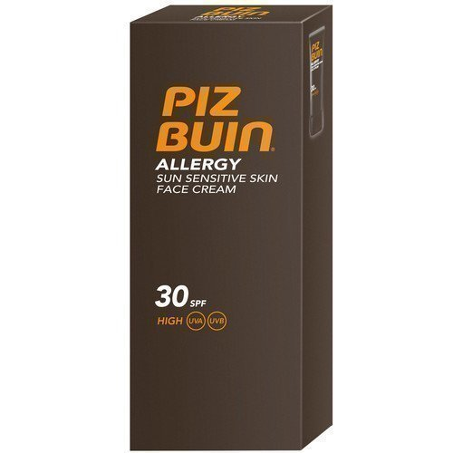 Piz Buin Allergy Face Cream SPF 30