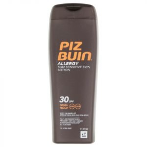 Piz Buin Allergy Sun Sensitive Skin Lotion High Spf30 200 Ml