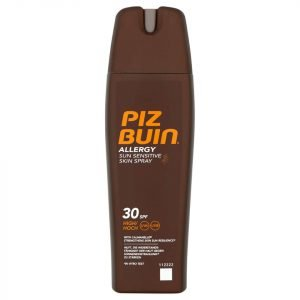 Piz Buin Allergy Sun Sensitive Skin Spray High Spf30 200 Ml