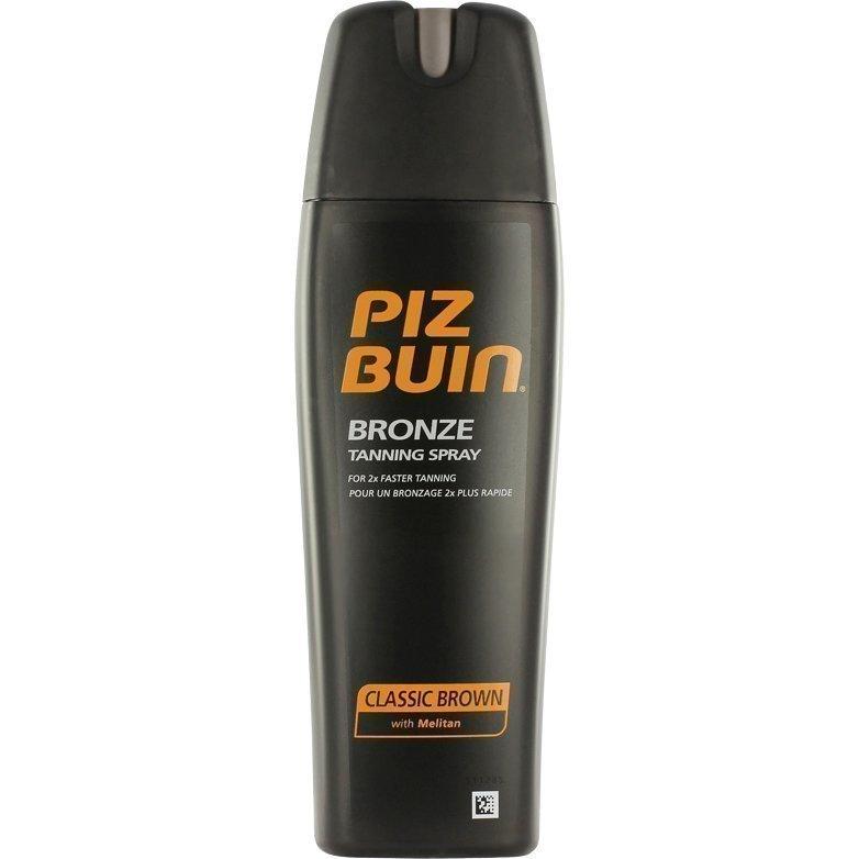 Piz Buin Bronze Tanning Spray SPF2 200ml