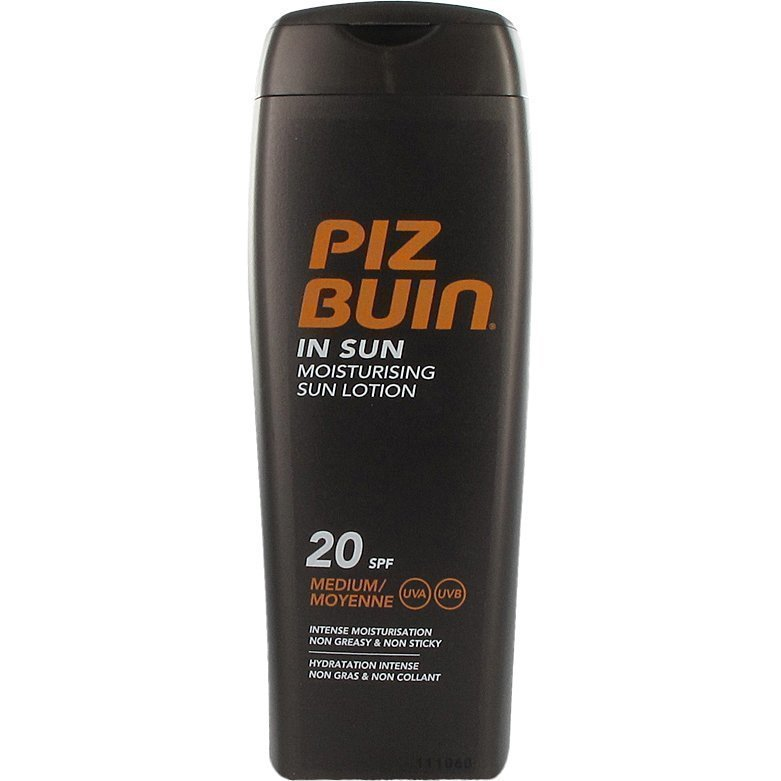 Piz Buin In Sun Lotion SPF 20 200ml