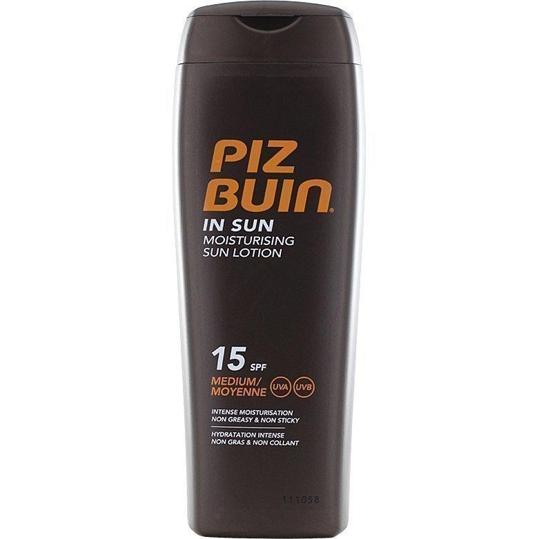 Piz Buin In Sun Lotion SPF15 Medium 200ml