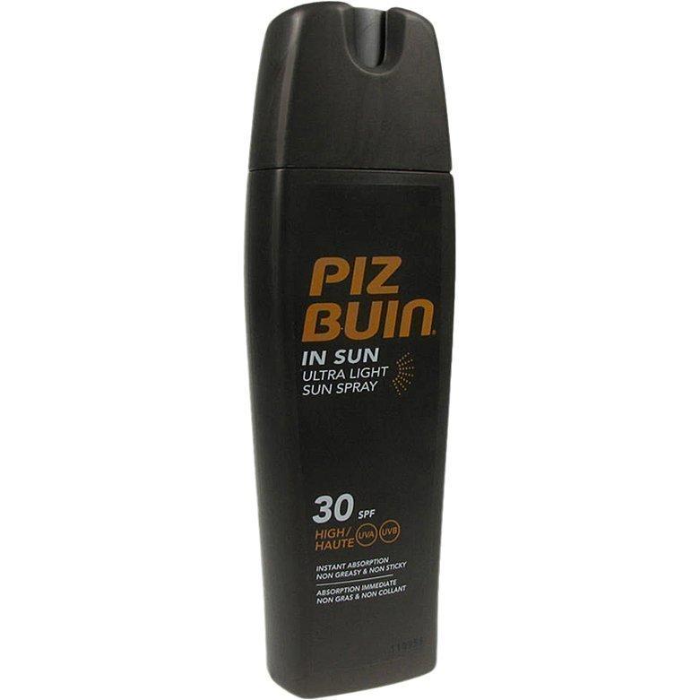 Piz Buin In Sun Spray SPF30 200ml