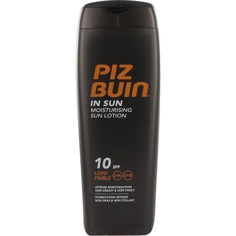 Piz Buin Moist In Sun Lotion SPF10 200ml