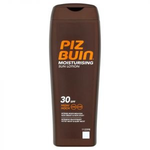 Piz Buin Moisturising Sun Lotion High Spf30 200 Ml
