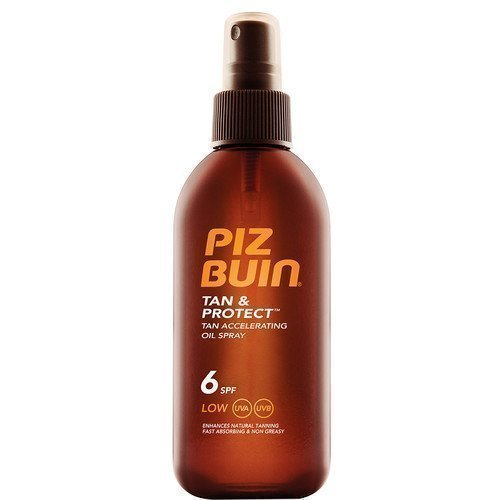Piz Buin Tan & Protect Oil Spray SPF 6