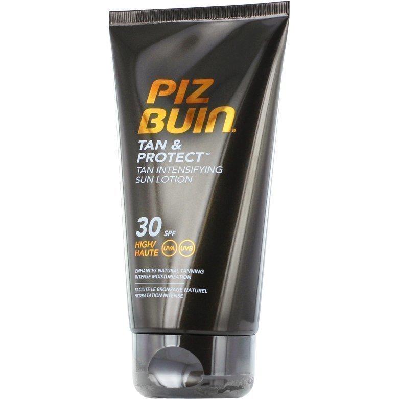 Piz Buin Tan & Protect Tan Intensifier Sun Lotion SPF30 150ml