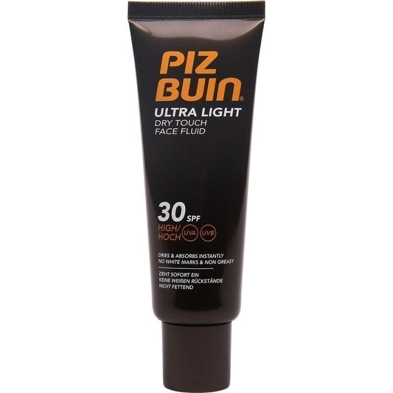 Piz Buin Ultra Light Dry Touch Face Fluid SPF30 50ml
